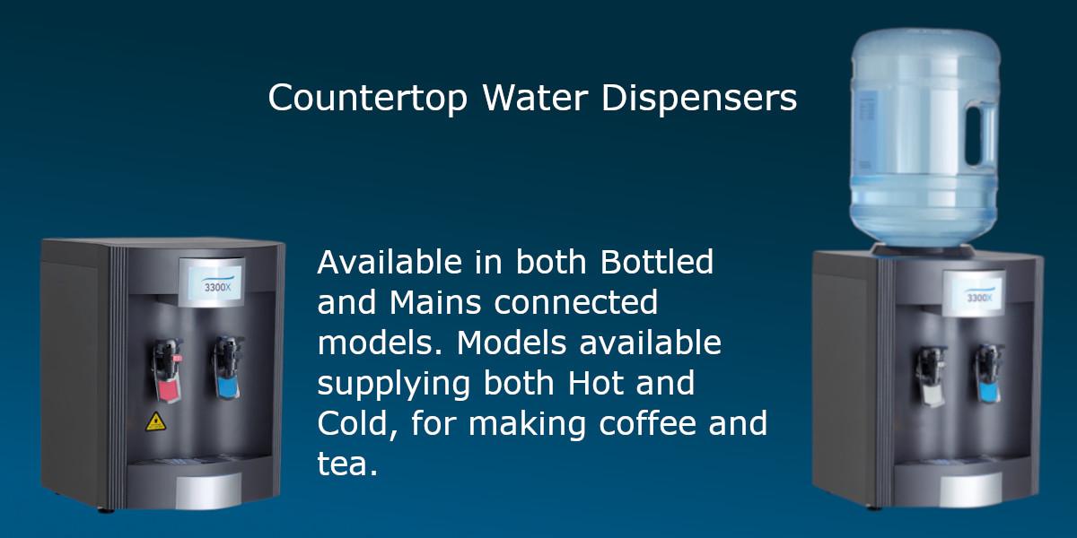 Undercounter Water Cooler Dispenser