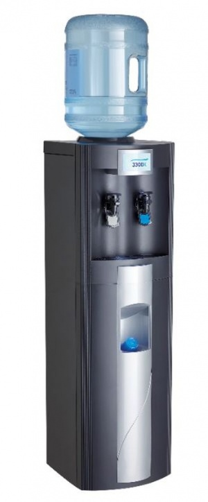 3300 Floor Standing Bottled water dispenser Cold and ambient