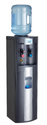 3300 Floor Standing bottled water dispenser Hot and Cold