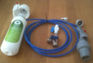 Water Cooler Installation Kit Borg  V9-6