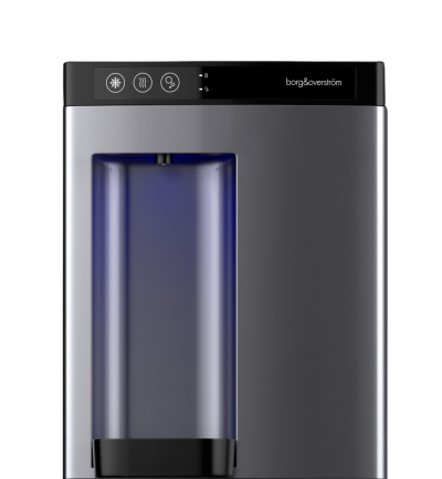 Borg & Overstrom b4 Mains Countertop Water Cooler Chilled and Sparkling