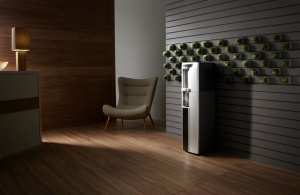Borg & Overstrum b4 Mains Countertop Water Cooler Chilled and Sparkling