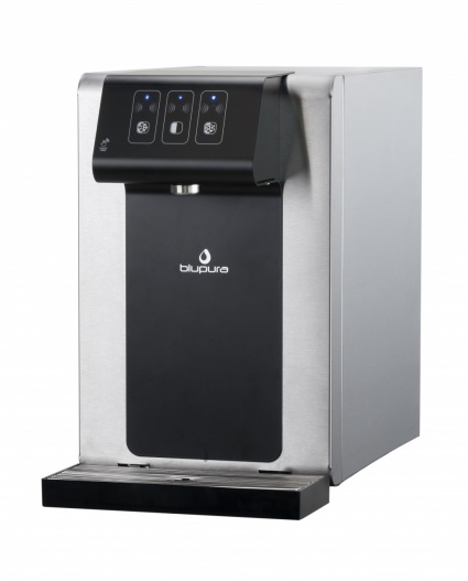 BluSoda Touchless counter top sparkling water dispenser