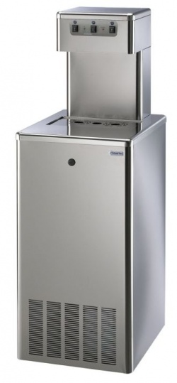 Cosmetal Niagara Mains 120 180 Freestanding Water Cooler