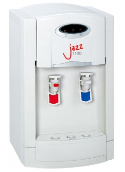 Jazz 1100 Mains Water Cooler Table top  Hot/Cold