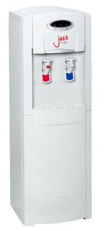 Jazz 1100 Mains Water Cooler freestanding Hot and Cold