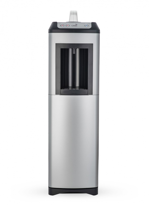 Kalix Oasis Freestanding Mains Fed Water Cooler - Hot and Cold