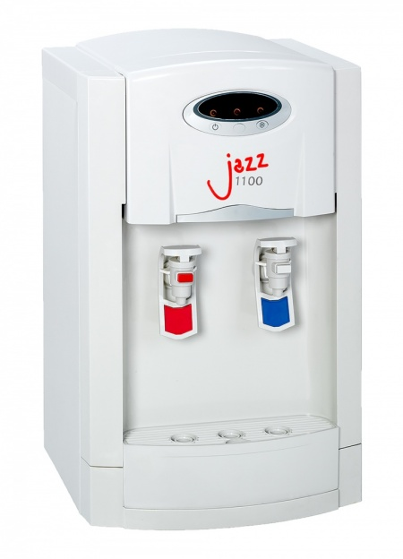 Jazz 1100 Mains Water Cooler Countertop  Hot and Cold