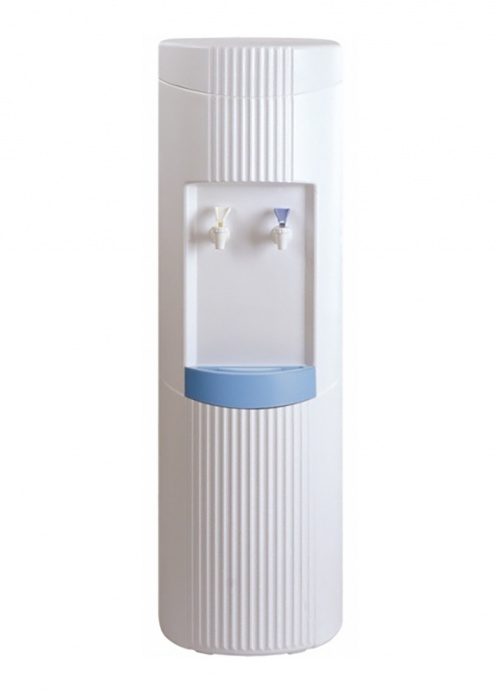 Crystal Mountain Glacier Freestanding Water Cooler Cold and Ambient