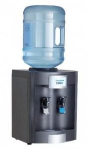 3300 Table Top Bottled water dispenser Cold and Ambient