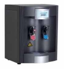 3300X Table Top hot and cold Mains water dispenser
