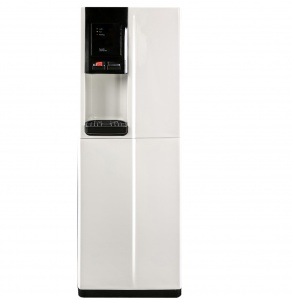 b2 Freestanding Hot and Cold Water Dispenser | Chilled & Hot | Gloss White