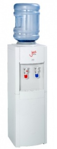 Jazz 1000 Bottled Water Cooler freestanding Hot and Cold