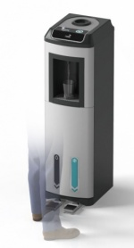 Kalix Touchless Freestanding Foot Operated Water Cooler