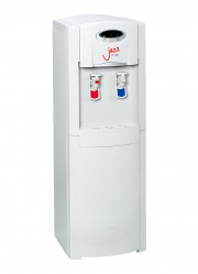 Jazz 1100 Freestanding Mains Fed Water Cooler - Hot and Cold