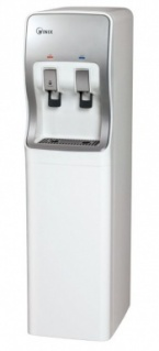 3D Mains-fed Freestanding Hot and Cold Water Dispenser | Winix