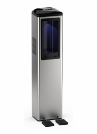 Zerica Touchless Foot Operated Freestanding Water Cooler
